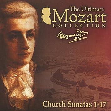 Mozart: Church Sonatas Nos. 1 - 17