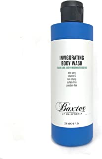 Baxter Of California Invigorating Body Wash - Italian Lime and Pomegranate Essence 236ml/8oz