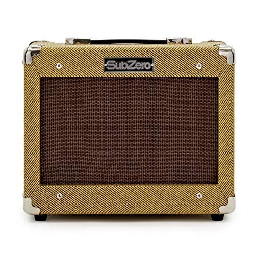 SubZero V15B Amplificador de Bajo de Práctica...