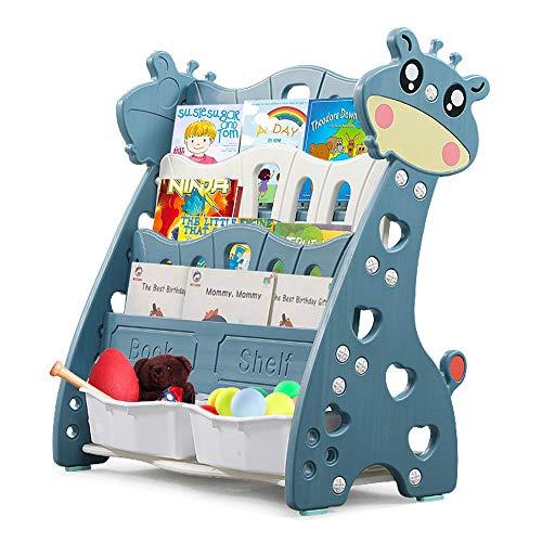 Estanterías Infantiles para Juguetes y Libros Marca Arkmiido