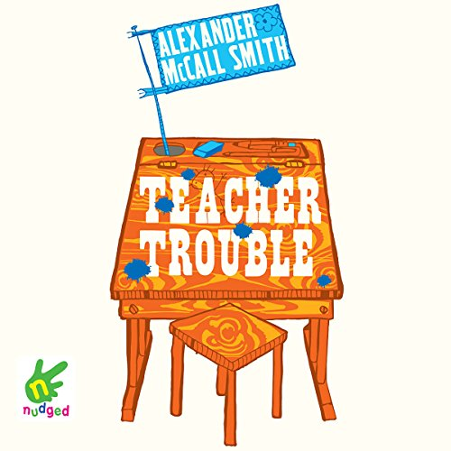 Teacher Trouble audiobook cover art