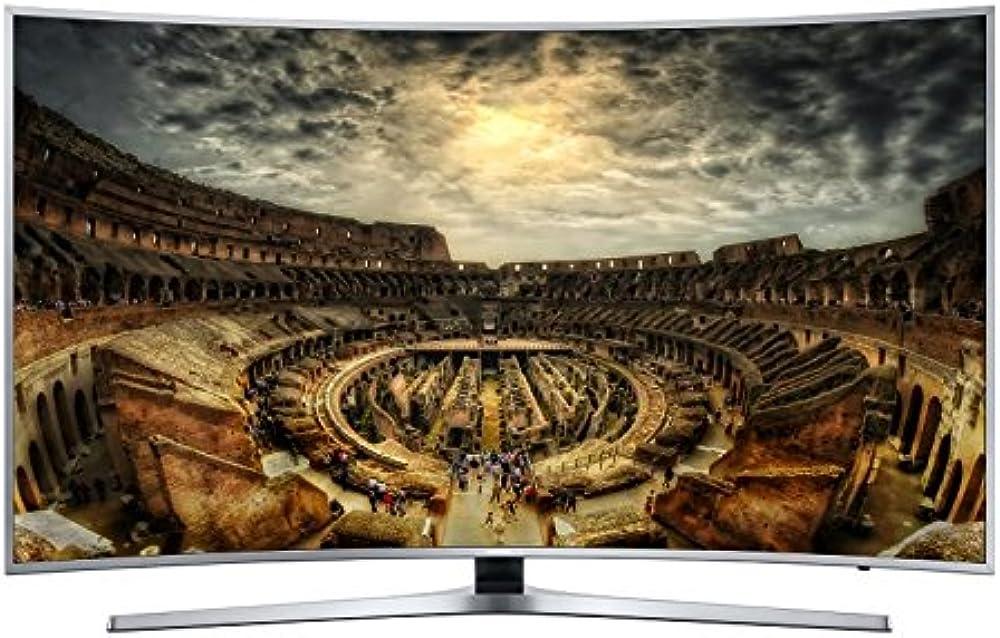 Samsung smart tv 65 pollici 4k ultra hd wi-fi  led tv 3840 x 2160 pixels HG65EE890WB