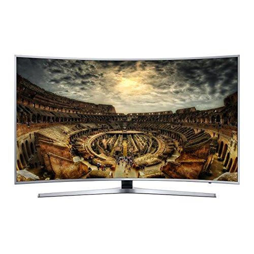 Samsung HG65EE890WB 65  4K Ultra HD Smart TV Wi-Fi Silver LED TV, 165.1 cm, 65 , 3840 x 2160 Pixels [Versione EU]