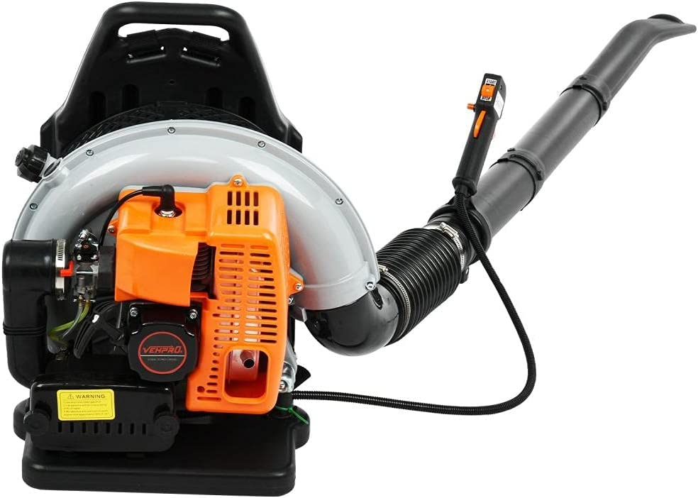 Leaf Sales Blower Back Pack Discount mail order 63cc 3Hp 2-Stroke Backpac Gas