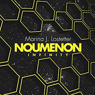 Noumenon Infinity                   By:                                                                                                                                 Marina J. Lostetter                               Narrated by:                                                                                                                                 Christopher Ragland                      Length: 19 hrs and 14 mins     3 ratings     Overall 3.7