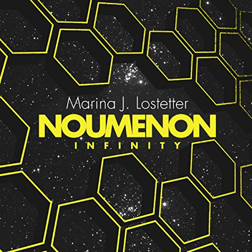 Noumenon Infinity audiobook cover art