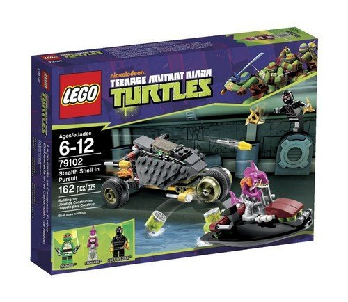 LEGO Teenage Mutant Ninja Turtles 79102 - Verfolgungsjagd
