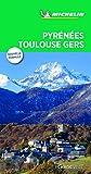 Michelin Le Guide Vert Pyrénnées Toulouse Gert (MICHELIN Grüne Reiseführer)
