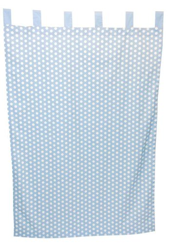 Tadpoles Dot Curtain Panels Set of Discontinued 2 quality assurance Man Free shipping / New Blue by