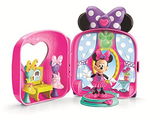 La Casa de Mickey Mouse - Tienda Maletín de Minnie, Figuras
