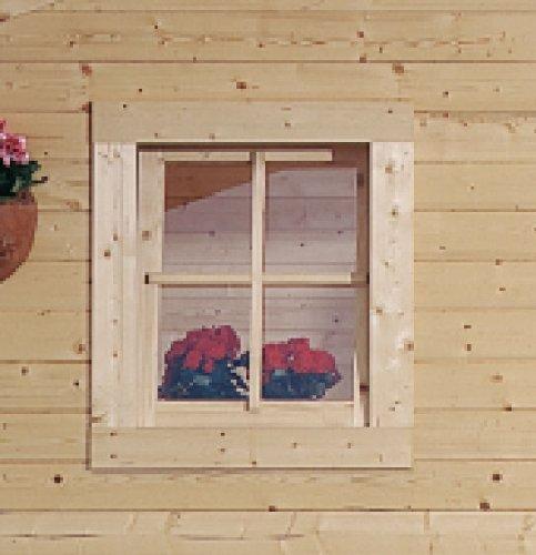 Karibu Fenster für 28 mm natur Dreh- / Kippfenster