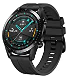 Huawei GT 2, Montre, Noir Mat (Matte Black), 46mm