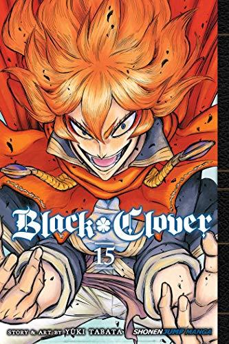 Black Clover, Vol. 15, 15
