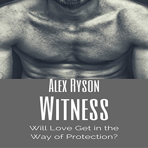 Witness audiobook cover art