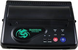 Dragon Hawk Black Tattoo Transfer Stencil Machine Thermal Copier Printer Machine Zy003