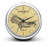 KIESENBERG Design Orologio da Tavolo Regalo per 244 DL Fan Clock T-4775