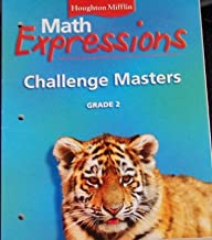 Math Expressions Challenge Mastrs Blm, Level 2