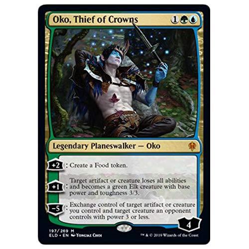 Magic: The Gathering - Oko, Thief of Crowns - Throne of Eldraine