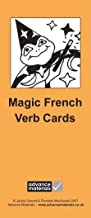 Magic French Verb Cards Flashcards (8): Speak French more Fluently! (French Edition)