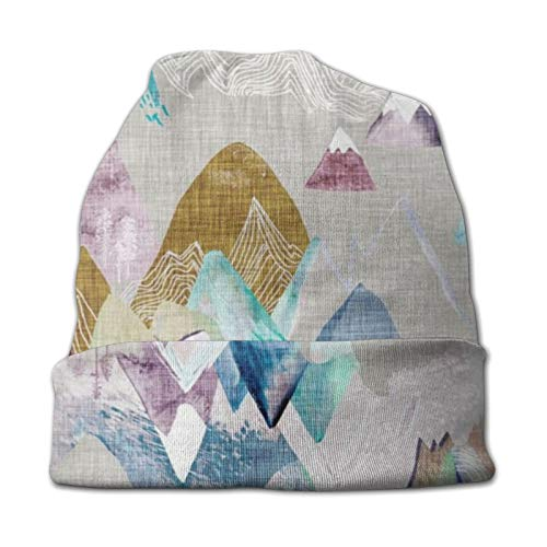 Zhgrong Call of The Mountains (Pastel) Lrg Skull Cap Forro...