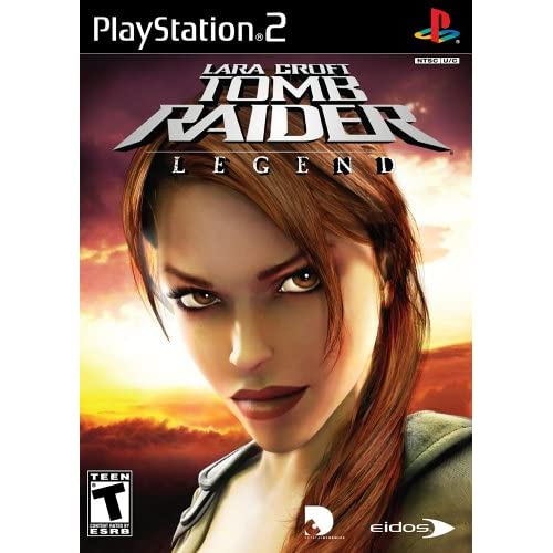 Amazon Com Tomb Raider Legend Ps2 Video Games