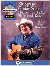 Best steve kaufman guitar Reviews