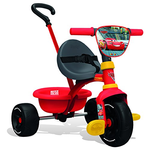 Smoby 7600740310 - Triciclo Be Move Cars