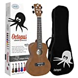 Octopus UK 200 NT Ukelele Soprano Acabado Natural