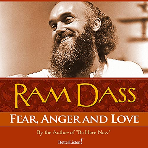 Fear, Anger and Love cover art
