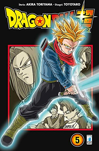 Dragon Ball Super. Ediz. variant (Vol. 5)