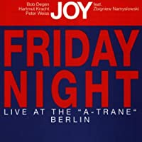 Friday Night Live At The 'a-trane' Berlin