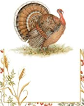 Thanksgiving Placecards Dinner Table Decorations Golden Harvest 16 pack