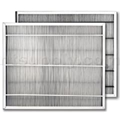 "2 Filters Nominal Size: 20"" x 25"" x 3"" Actual Size: 20-15/16"" X 24-7/8"" X�2-9/16"" Manufactured by Bryant Carrier MERV 13"