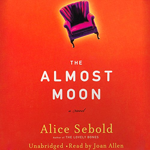 The Almost Moon audiobook cover art