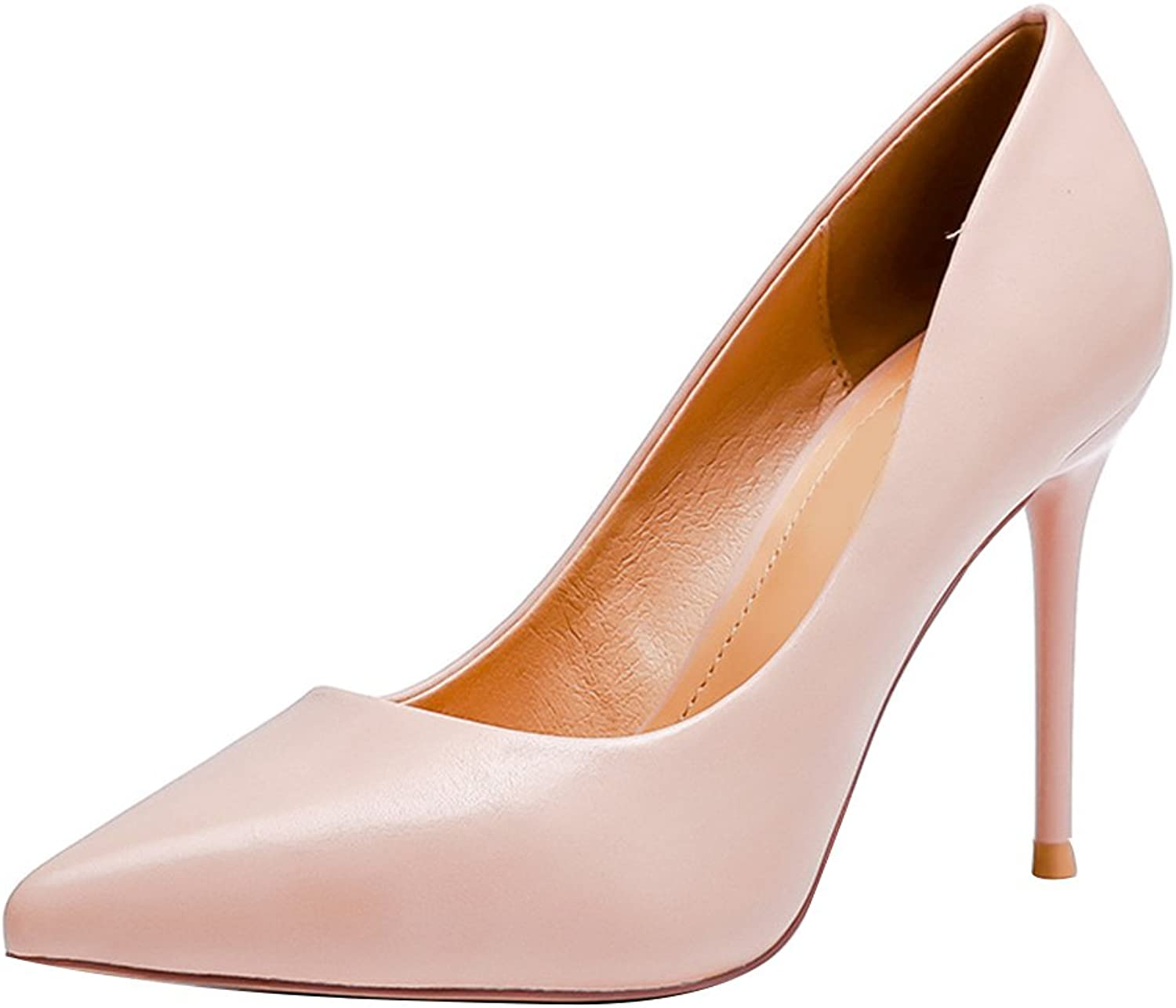 Kyle Walsh Pa Women Classic Pointed Toe Stiletto High Heels Dress Pumps