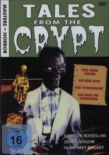 Geschichten aus der Gruft - Tales From The Crypt 1 - 4 Folgen