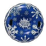 Aufblasbare Schnee Tubes Schlitten Schnee Spielzeug Heavy Duty Hoch Tolerant für Wintersport für...
