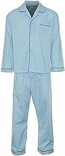 Champion Mens Out Size Pyjama Set Size 4XL Nightwear Pyjama Woven Polyester/Cotton …