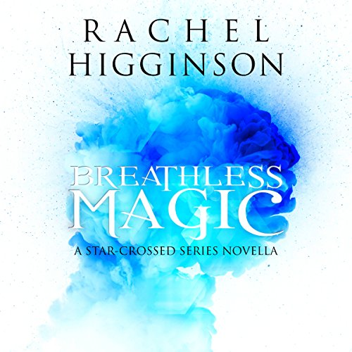Breathless Magic audiobook cover art