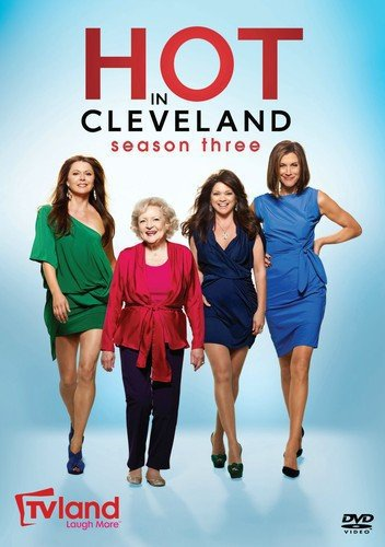 Hot in Cleveland: Season Three [DVD] [Import]