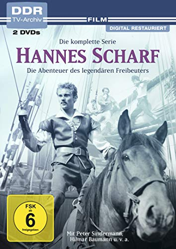 Hannes Scharf (DDR TV-Archiv) (2 DVDs)