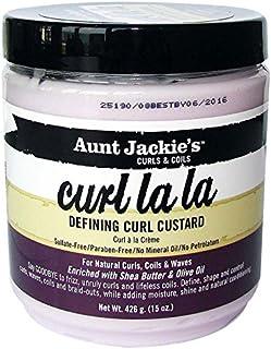 Aunt jackie' S 034285696184Curl La La Defining Curl Cream, 426G–Pack of 2