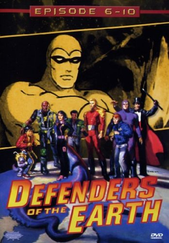 Defenders of the Earth - Episode 6-10