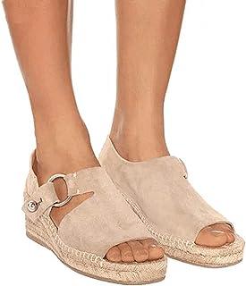 72e53bef Amazon.es: cañamo - Incluir no disponibles / Zapatos para mujer ...