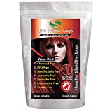 Wine Red Henna Hair & Beard Dye / Color - 1 Pack - The Henna Guys