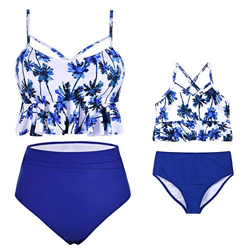 Firpearl Mother and Daughter Swimwear Family Matching...