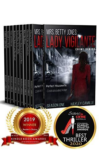 Lady Vigilante (Season One) (Lady Vigilante Complete Collections Book 1)
