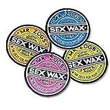 Surf Accessories Sex Wax - Ambientador para coche con fragancia de coco (1 unidad)