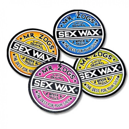 Surf Accessories Sex Wax Car Air Freshener