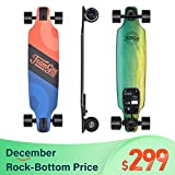 Teamgee H8 31' Electric Skateboard, 15 MPH Top Speed, 480W Motor, 8...